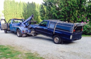 surrey scrap car removal