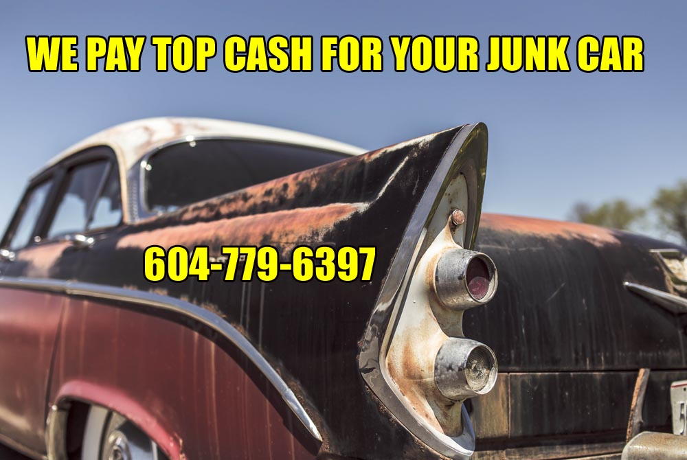 Best Scrap Car Prices Vancouver