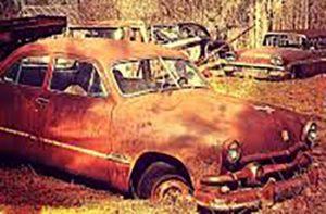 junk car towing