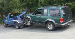 junk car towing coquitlam