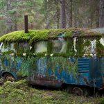 old van to scrap for cash